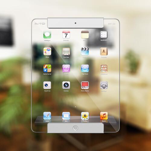 iPad Concept by Richard Afonso