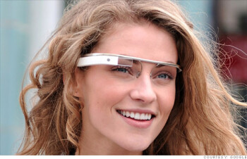 Right now, the UI for Google Glass is considered to be crude