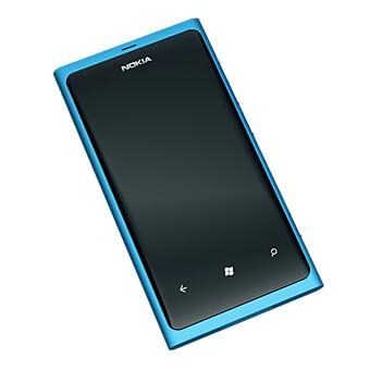 The Nokia Lumia 800