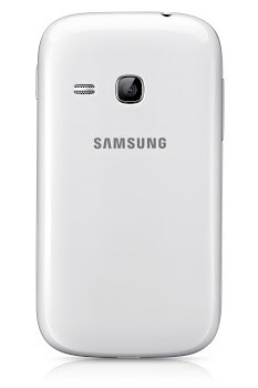 Samsung Galaxy Young announced