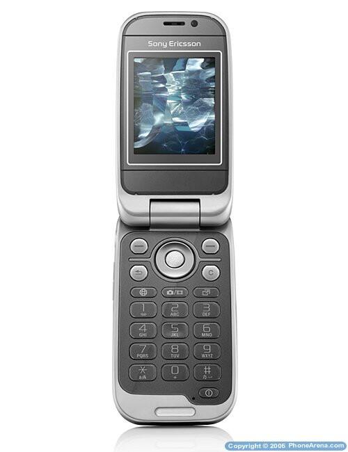 Sony Ericsson announces Z610 3G clamshell