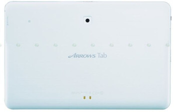 "Fujitsu unveils light water-resistant Arrows Tab with 10"" Full HD screen and 14 hours of video playback"