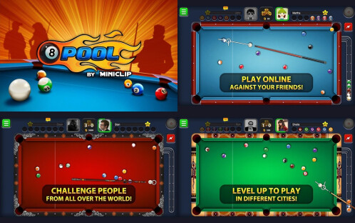 8 Ball Pool - Android - Free