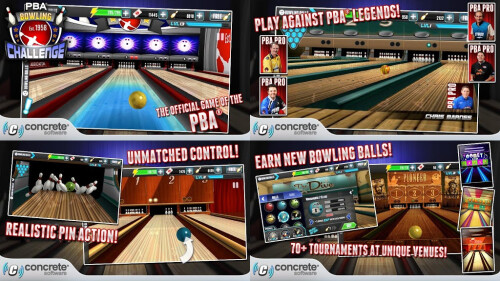 PBA Bowling Challenge - Android - Free