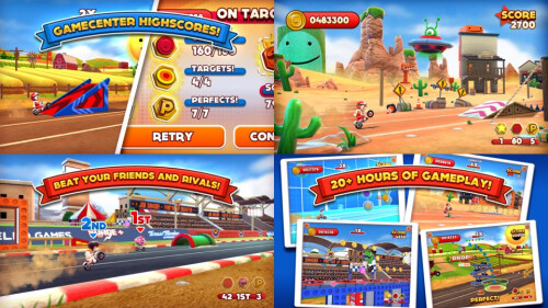 Joe Danger - iOS - $2.99