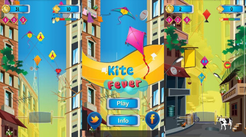 Kite Fever - Android - Free