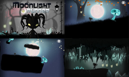 Moonlight Runner - Android - $0.99