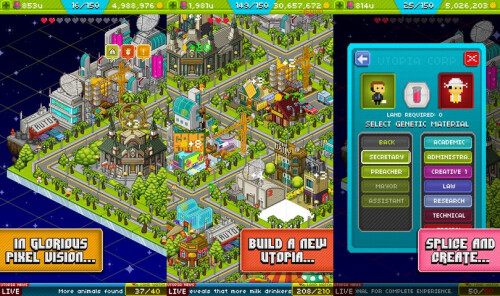Pixel People - iOS - Free