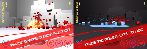 Cubes vs Spheres - Android, iOS - $0.99