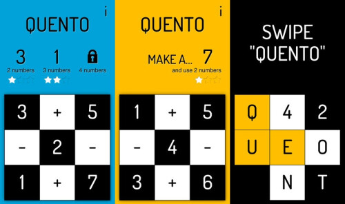 Quento - Android, iOS