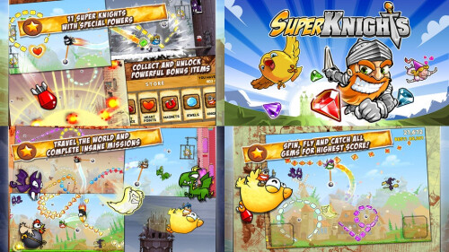 Super Knights - Android, iOS - Free