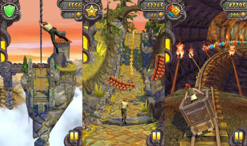 Temple Run 2 - Android, iOS - Free