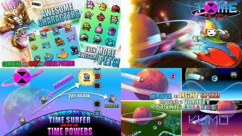 Time Surfer - iOS - $0.99