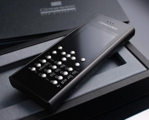 Gresso Cruiser Titanium Black