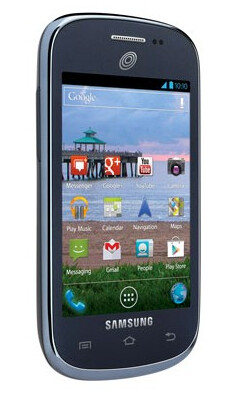 The Samsung Galaxy Discover
