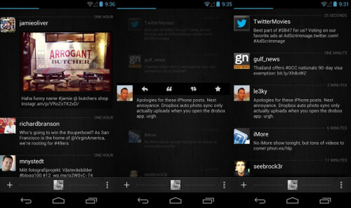Carbon for Twitter - Android - Free