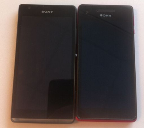 Sony Xperia SP makes a cameo, to be Xperia V's larger pal