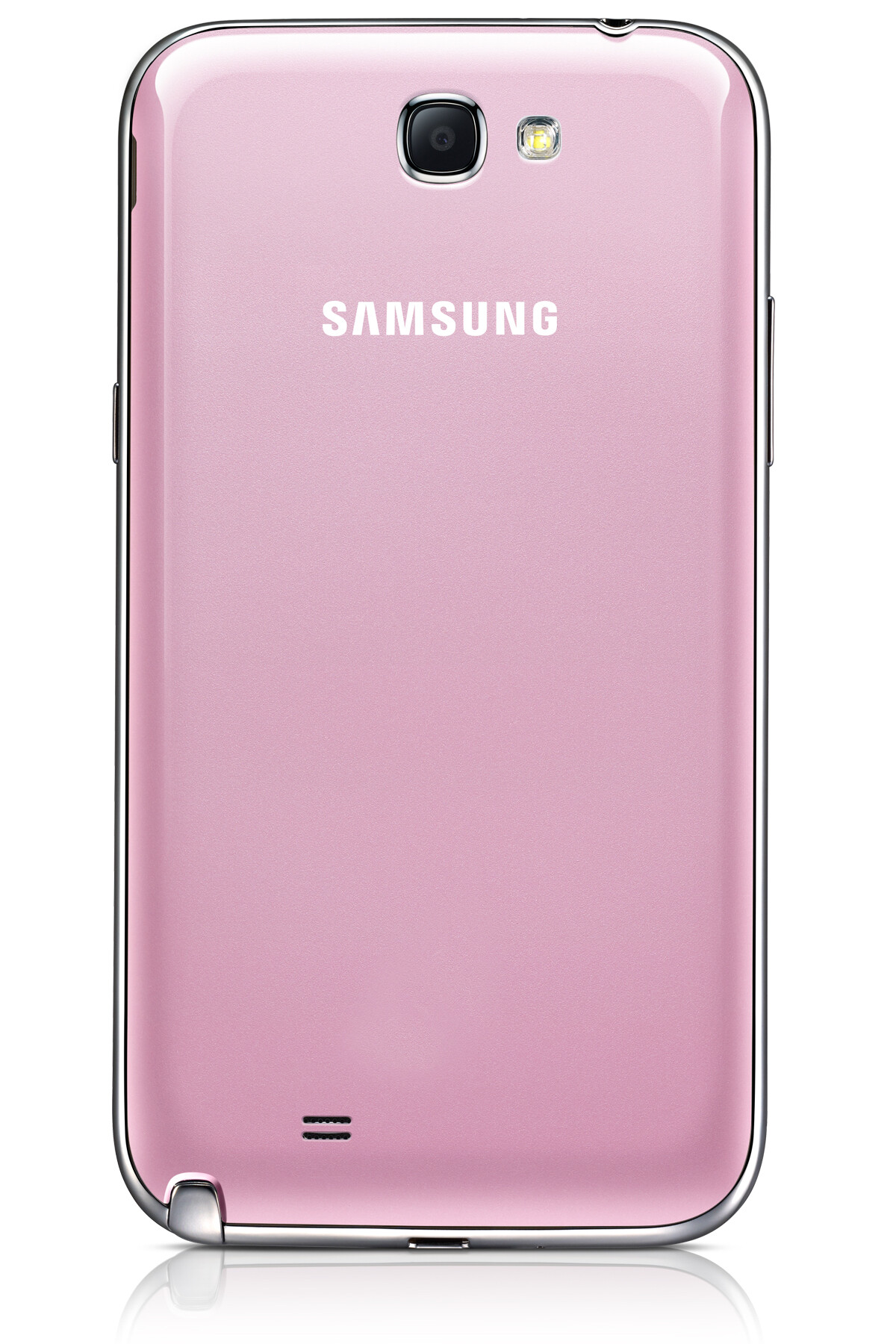pink samsung galaxy note ii now official ladies approve. Black Bedroom Furniture Sets. Home Design Ideas
