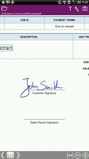 SIGNificant Signature Capture (free)