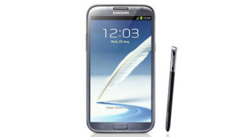 Samsung's shipments have been helped by the Samsung GALAXY Note II