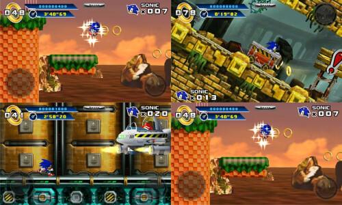 Sonic 4 Episode 1 - $4.99