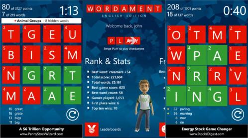 Wordament - Free