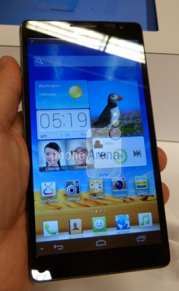 Even a device like the Huawei Ascend Mate and its big 4050mAh battery might need more juice to handle LTE Advanced
