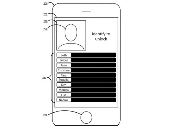 Apple patents new method for unlocking iOS devices