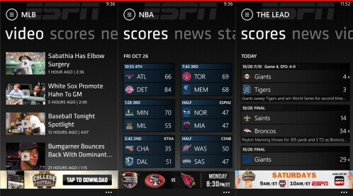 ESPN Sports Center - Free