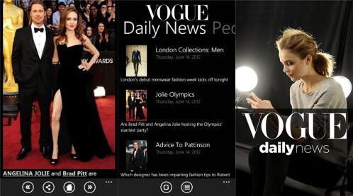 Vogue - Free