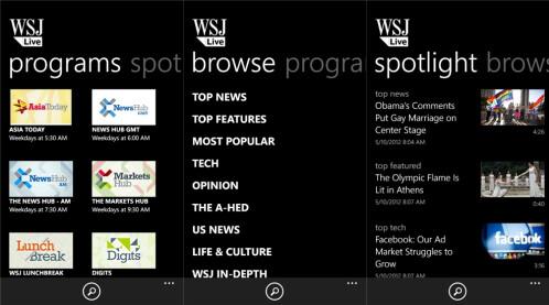 WSJ Live - Free