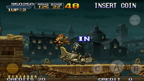 Metal Slug 2 screenshots