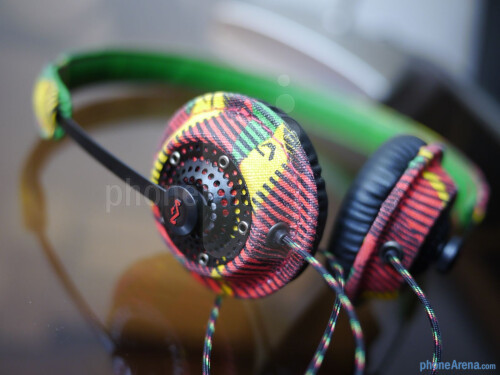 House of Marley Harambe On-Ear Headphones hands-on