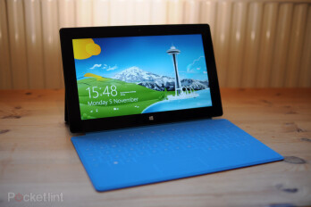 An update is coming for the Microsoft Surface RT