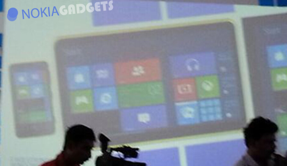 Is this a Nokia tablet? - Did Nokia accidentally reveal its new tablet?