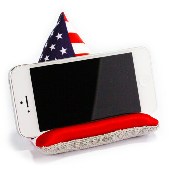 While the iPhone will continue to be made in China, the Toddy Wedge along with other Toddy Gear is now made in the USA