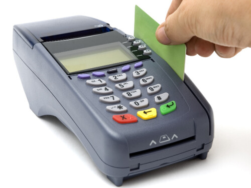 Accepting credit card sales for your services