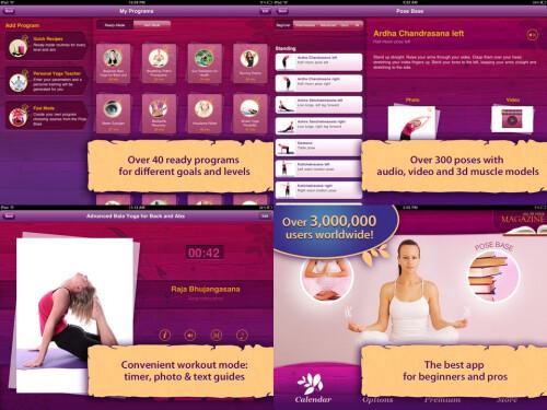 All-in Yoga HD - iOS - $0.99