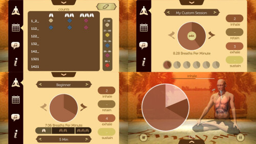 Universal Breathing - Android, iOS - $4.99