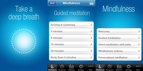 The Mindfulness App - Android, iOS - $1.99