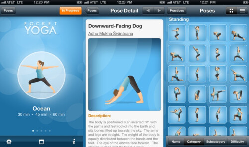 Pocket Yoga - Android, iOS - $2.99