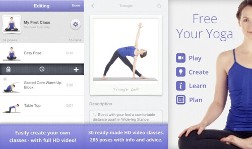 Yoga Studio - iOS - $2.99