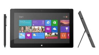 The Microsoft Surface Pro