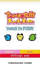 Screenshots from Tamagotchi L.I.F.E.