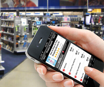 """Best Buy is fighting back against showrooming - Best Buy fights back against """"showrooming"""", will match online retailers' pricing starting March 3rd"""