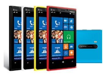 The Nokia Lumia 920 is Nokia's top-shelf Windows Phone 8 model