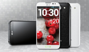 The LG Optimus G Pro will launch in South Korea next week