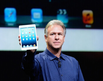 To stay competitive, Apple might just need to go to a Retina display on the Apple iPad mini