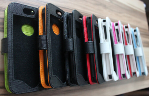 iWallie iPhone 5 case