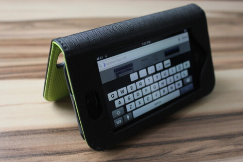 iWallie iPhone 5 case